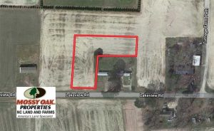 SOLD!!  0.97 Acre Residential Lot For Sale in Greene County NC!
