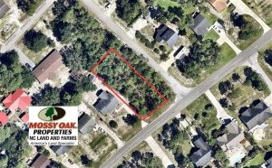 Residential Lot For Sale in Brunswick County NC!