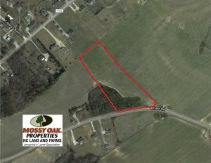 UNDER CONTRACT!!  5.95 Acres of Development Land For Sale in Harnett County NC!