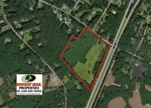32.19 Acres of Farm Land For Sale in Granville County NC!
