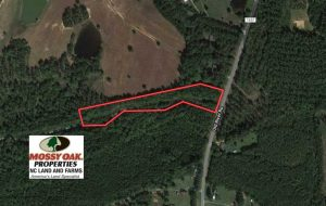 UNDER CONTRACT!!  3 Acres of Residential and Hunting Land For Sale in Moore County NC!