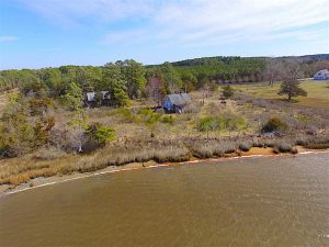 REDUCED!  27 Acres of  Waterfront Property For Sale in Accomack County VA!