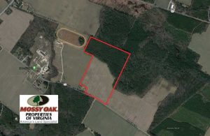 SOLD!! 63 Acre Working Farm For Sale in Accomack County VA!