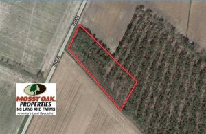 SOLD!! 2 Acre Building Lot For Sale in Chowan County NC!