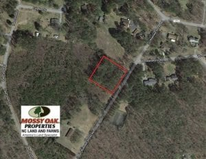 REDUCED!  1.02 Acres of Residential Land For Sale in Halifax County NC!