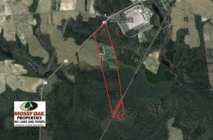 SOLD!!  118 Acre Livestock Farming Operation for Sale in Nash County NC!