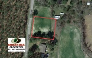 UNDER CONTRACT!!  1 Acre Lot For Sale in Washington County NC!