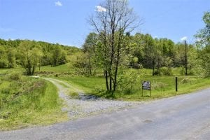 SOLD!!  34 Acres with Mountain Views & Country Home For Sale in Bedford County VA!