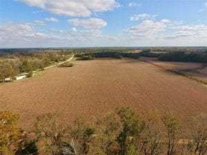 UNDER CONTRACT!!  58 Acres of Farm Land For Sale in Craven County NC!