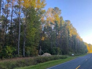 2.19 Acre Lot Ready to Build in Washington County NC!