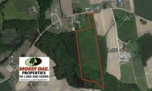 UNDER CONTRACT!!  22.28 Acres of Hunting and Investment For Sale in Wilson County NC!