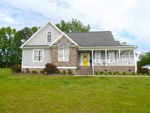SOLD!!  9.5 Acres of Land with Custom Home For Sale in Suffolk VA!