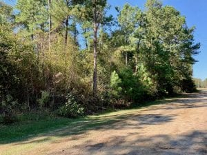 SOLD!!  3.88 Acre Residential Lot For Sale in Greene County NC!