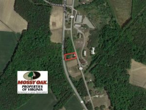 SOLD!!  Residential Building Lot in Suffolk VA!