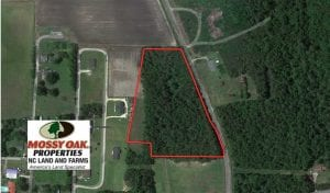 6 Acres of Residential Land For Sale in Columbus County NC!