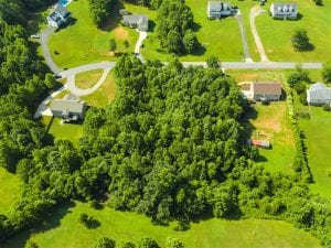 UNDER CONTRACT!  1.04 Acre Lot For Sale in Rockingham County NC!