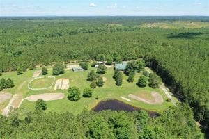 55.56 Acres of Residential Equestrian and Hunting Land in Moore County NC!