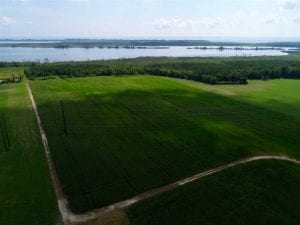 UNDER CONTRACT!!  98 Acres of Waterfront Farm and Development Land in Currituck County NC!