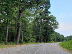 SOLD!!  1.7 Acres of Residential Building Land For Sale in Lancaster County VA!