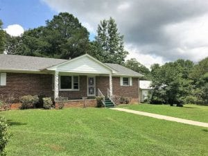 REDUCED!  0.75 Acre Residential Property with Home For sale in Lunenburg County VA!