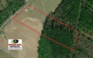 UNDER CONTRACT!!  14 Acres of Farm and Timber Land For Sale in Robeson County NC!