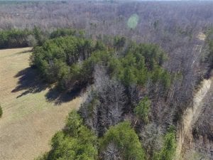UNDER CONTRACT!!  3.88 Acres of Rural Residential Land For Sale in Lunenburg County VA!