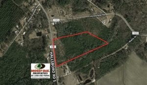 SOLD!! 17.1 acres of Residential and Hunting Land for Sale in Columbus County NC!