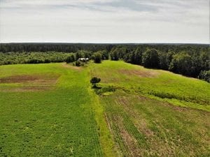SOLD!!  9.09 Acres of Residential Farm Land For Sale in Halifax County NC!