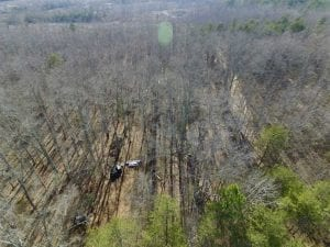 SOLD!!  20 Acres of Recreational and Hunting Land in Charlotte County VA!