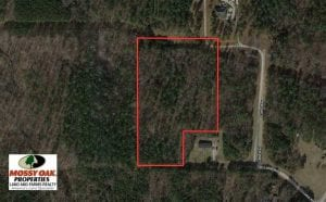 7.6 Acres of Residential Land For Sale in Franklin County NC!