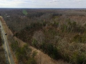 SOLD!!  15 Acres of Residential and Recreational Land in Goochland County VA!