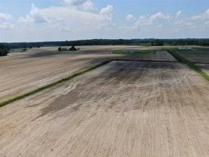 SOLD!!  94 Acres of Farm and Hunting Land For Sale in Robeson County NC!