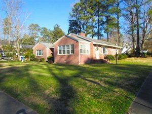 UNDER CONTRACT!!  Spacious 3 BR 2 Bath Home on Corner Lot Available in Suffolk Virginia!