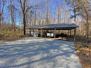 7.18 acres Home with Pond & Kennel For Sale in Person County NC!
