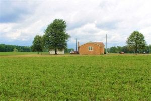 SOLD!!  2.16 Acres of Residential Land with Home For Sale in Greensville County, VA!