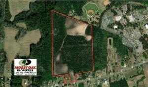 44.32 +/ – acres of Farm, Timber and Residential Land For Sale in Columbus County NC!