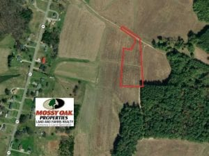 SOLD!!  Beautiful undeveloped homesite for sale in the scenic Eagles Landing North Neighborhood!
