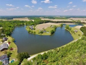 22.23 Acre Lake and Land For Sale in Duplin County, NC!