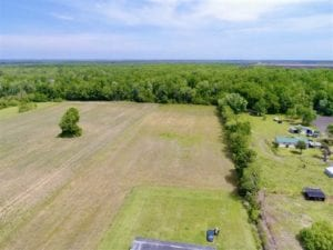 16.7 Acres of Farm and Timber Land to Hunt and Build For Sale in Hyde County NC !