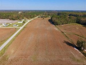 SOLD!!  22.18 Acres of Farm and Timber Land For Sale in Craven County NC!
