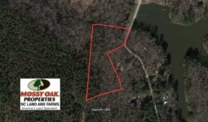 SOLD!!  3.7 Acres of Residential and Investment Land For Sale in Franklin County NC!