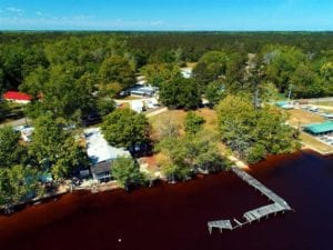 REDUCED! Commercial Lot on Lake Waccamaw For Sale in Columbus County NC!