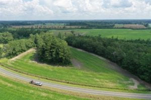 28.8 Acres of Residential and Farm Land For Sale in Robeson County NC!