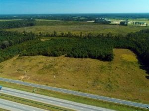 21 Acres of Industrial Land For Sale in Robeson County NC!