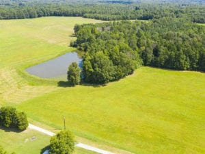 REDUCED! 6.44 +/- Acre Homesite with Shared Pond For Sale in Alamance County NC!