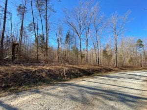 REDUCED!! +/- 6.37 acre Lot for Sale in Person County, NC!