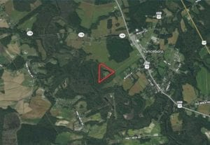 26 ac Waterfront Homesite for Sale in Craven County NC!