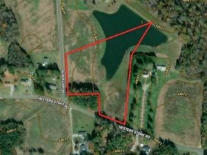 +/- 8.48 acre Lot with Pond for Sale in Person County, NC!