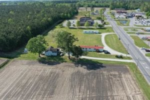 4.5 acre Commercial Land for Sale in Craven County NC!