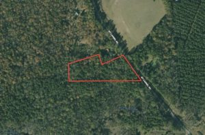 6.29 Acres of Recreational and Residential Land For Sale in Moore County, NC!